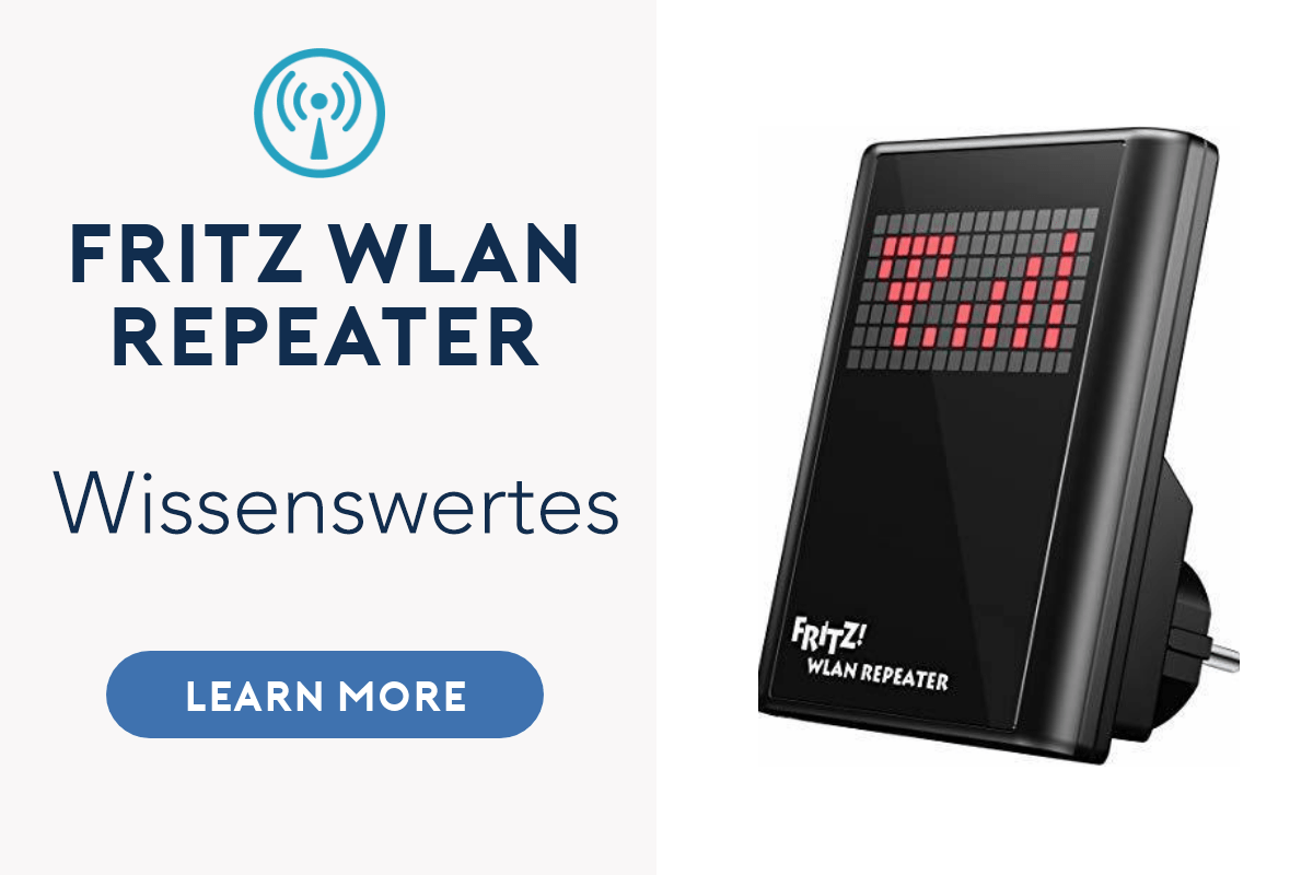 fritz wlan repeater