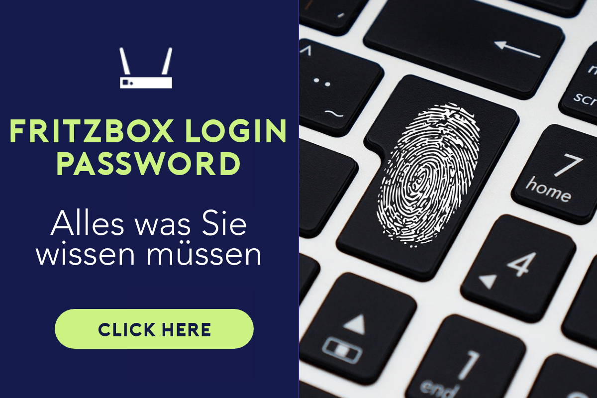 fritzbox login password